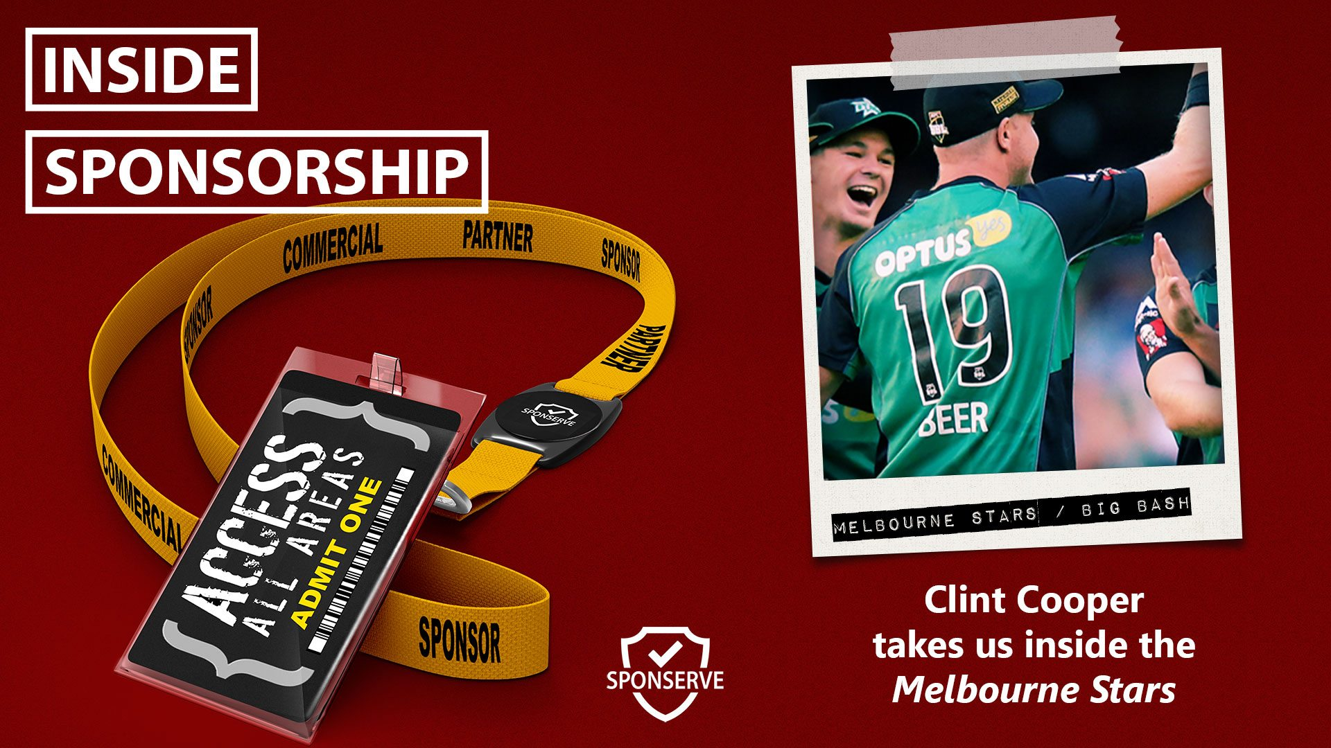 Inside Sponsorship Podcast - Melbourne Stars