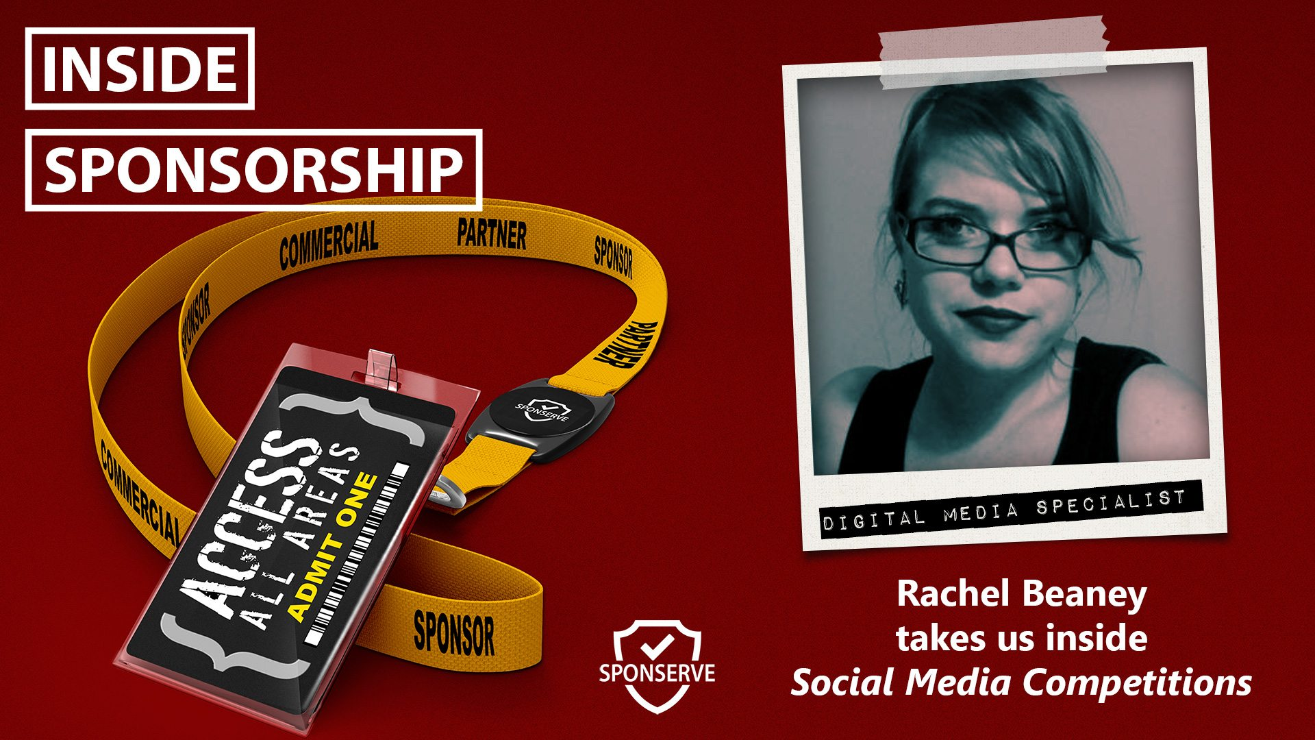 Inside Sponsorship Podcast - Social Media Competitions For Sponsors