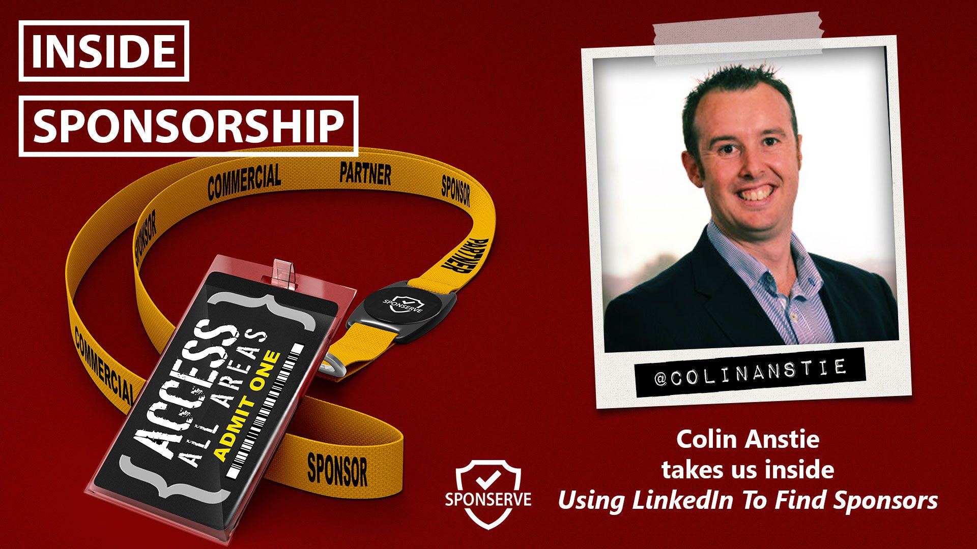 Using LinkedIn To Connect With Sponsors