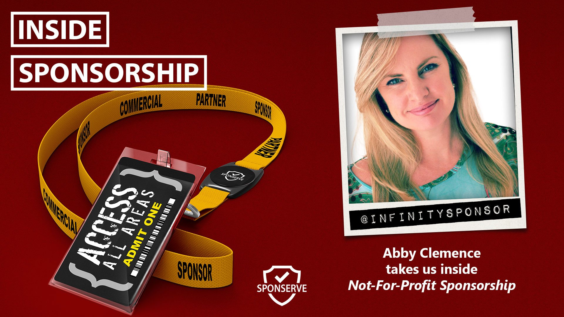 Inside Sponsorship - Abby Clemence - Not For Profit Sponsorship