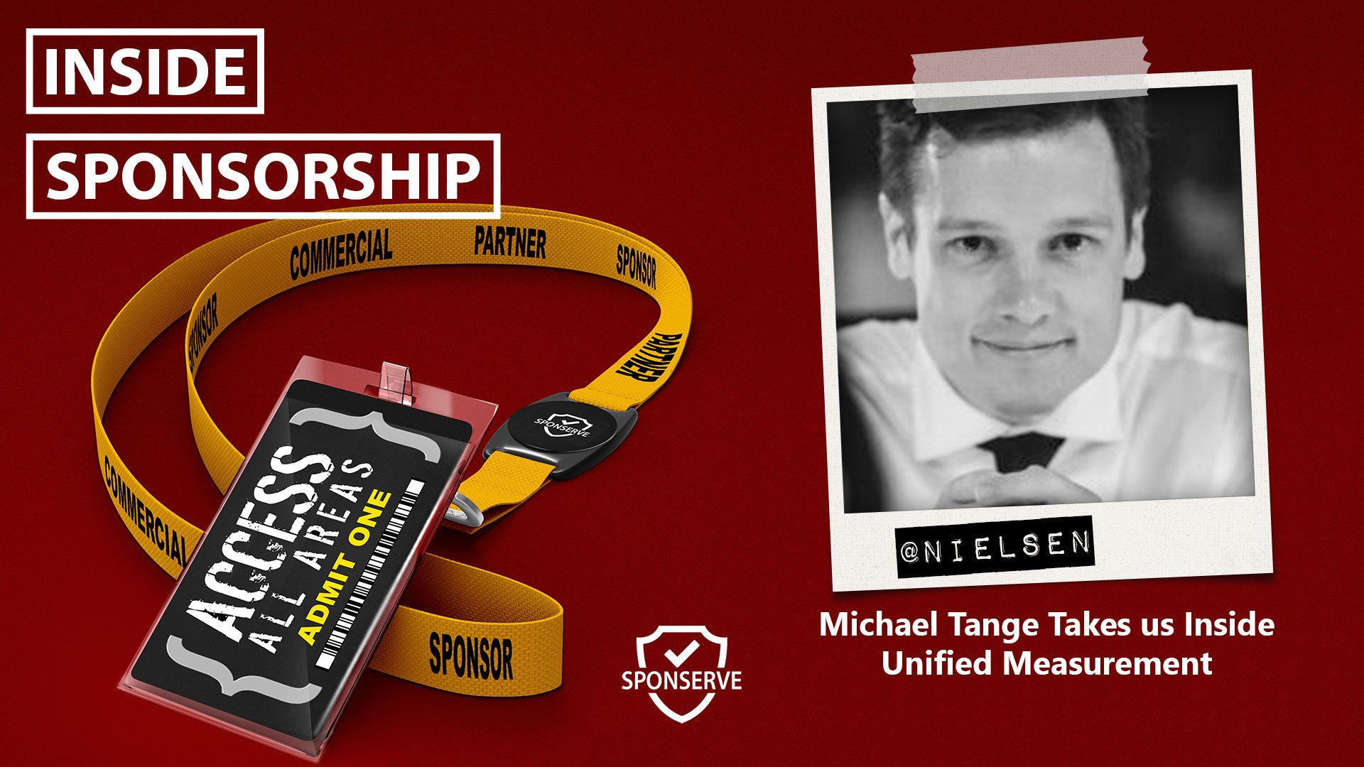 Inside Sponsorship Michael Tange Nielsen Sports Unified Measurement