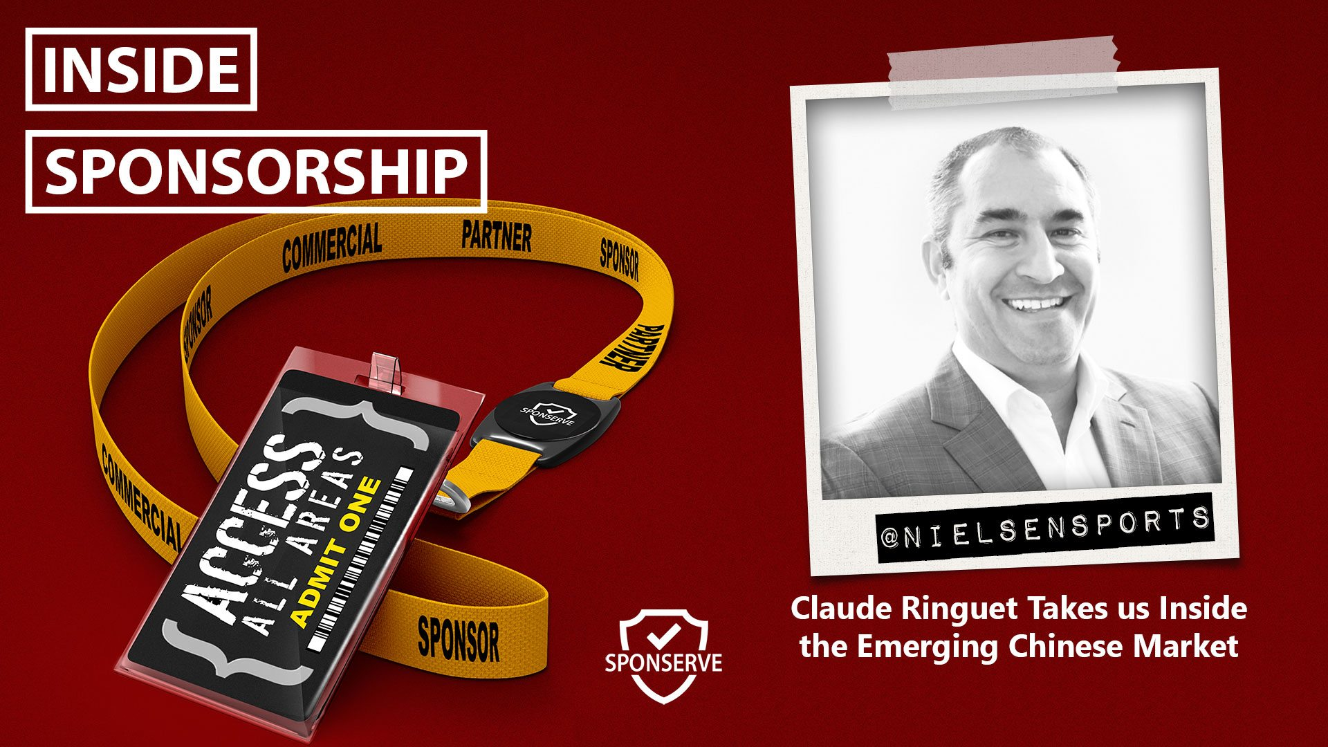 Inside Sponsorship - China - Claude Ringuet - Nielsen