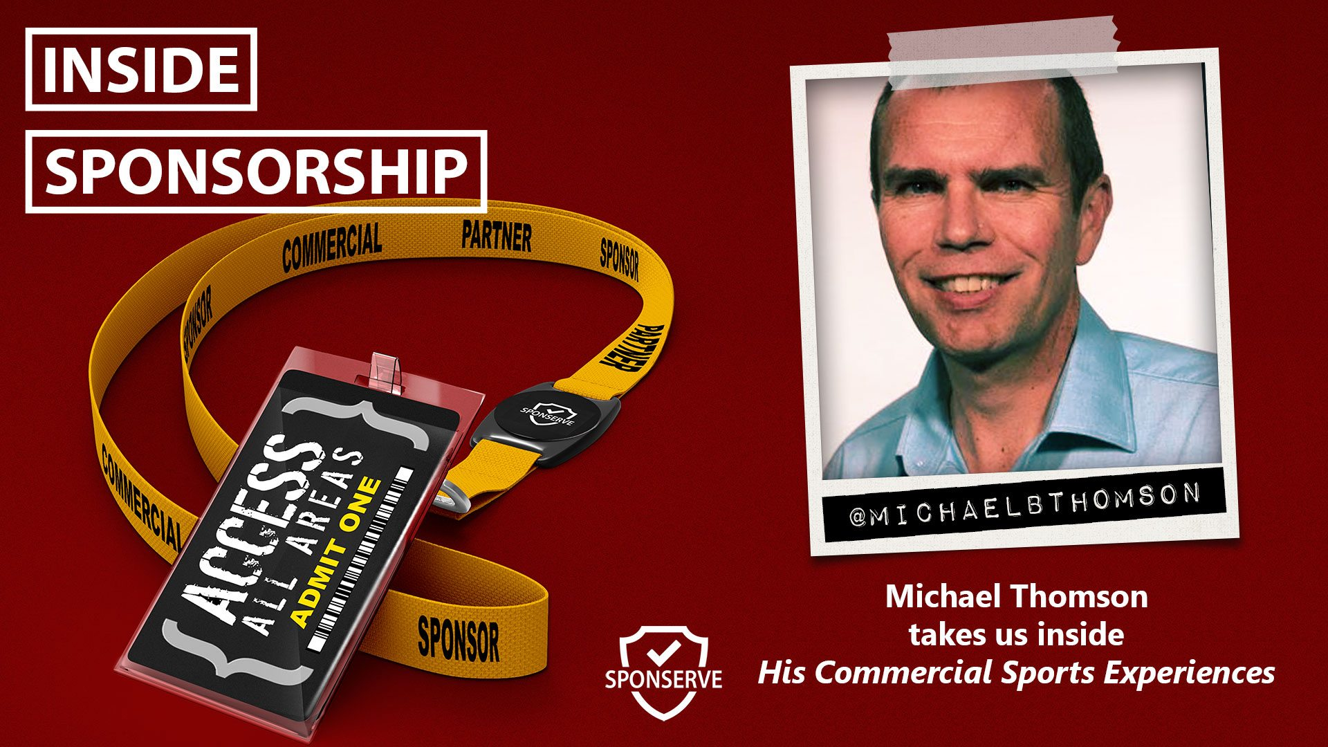 Inside Sponsorship - Michael Thomson
