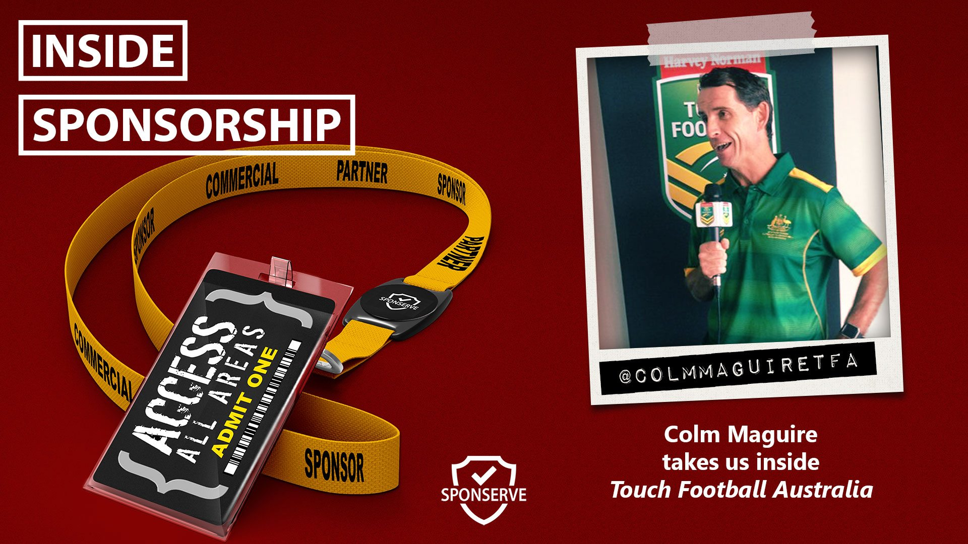 Inside Sponsorship - Touch Football Australia
