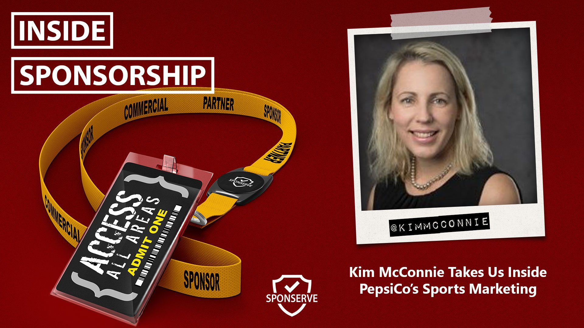 inside sponsorship kim mcconnie sports marketing at pepsico