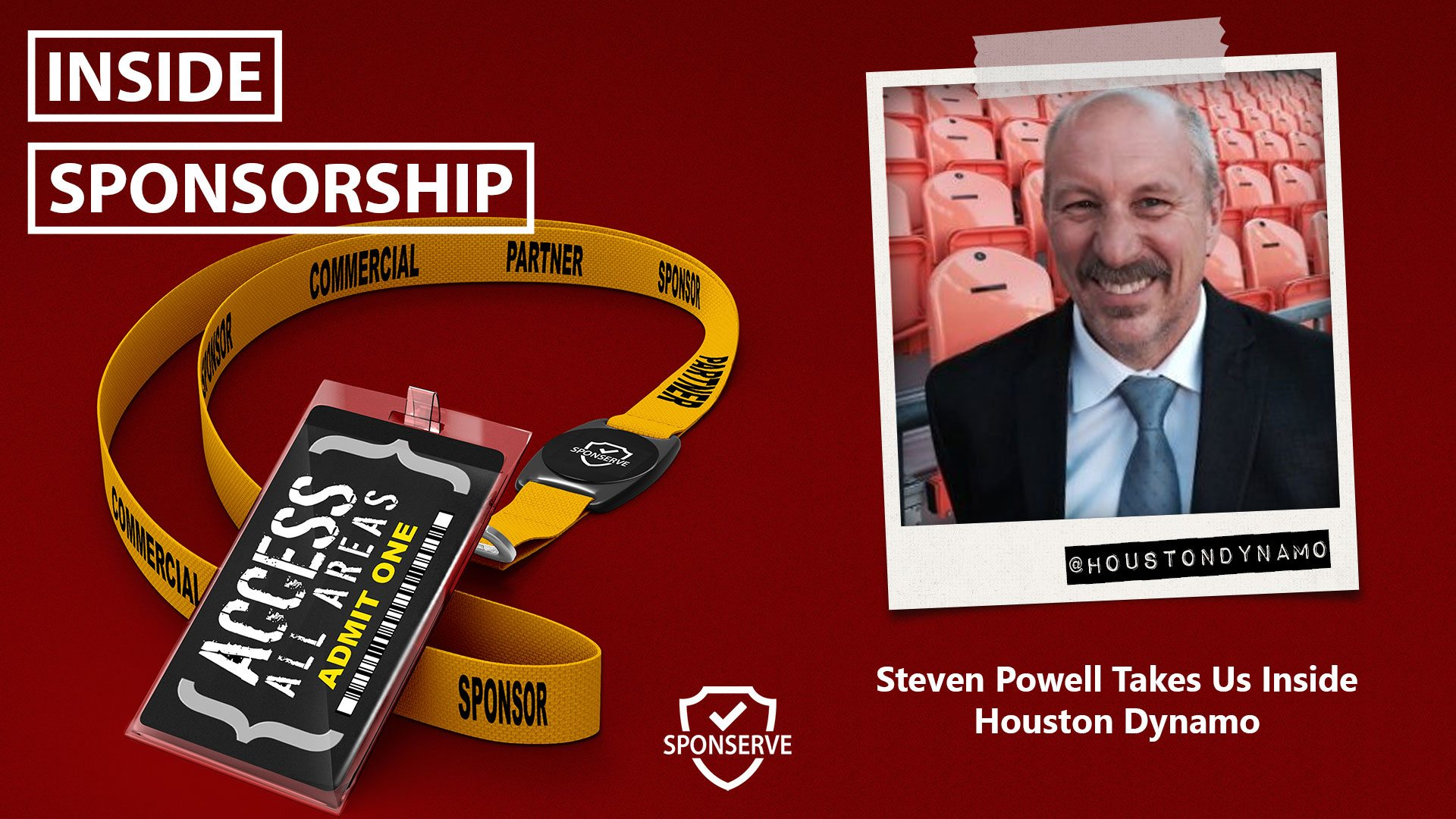 Inside Sponsorship Steven Powell Houston Dynamol