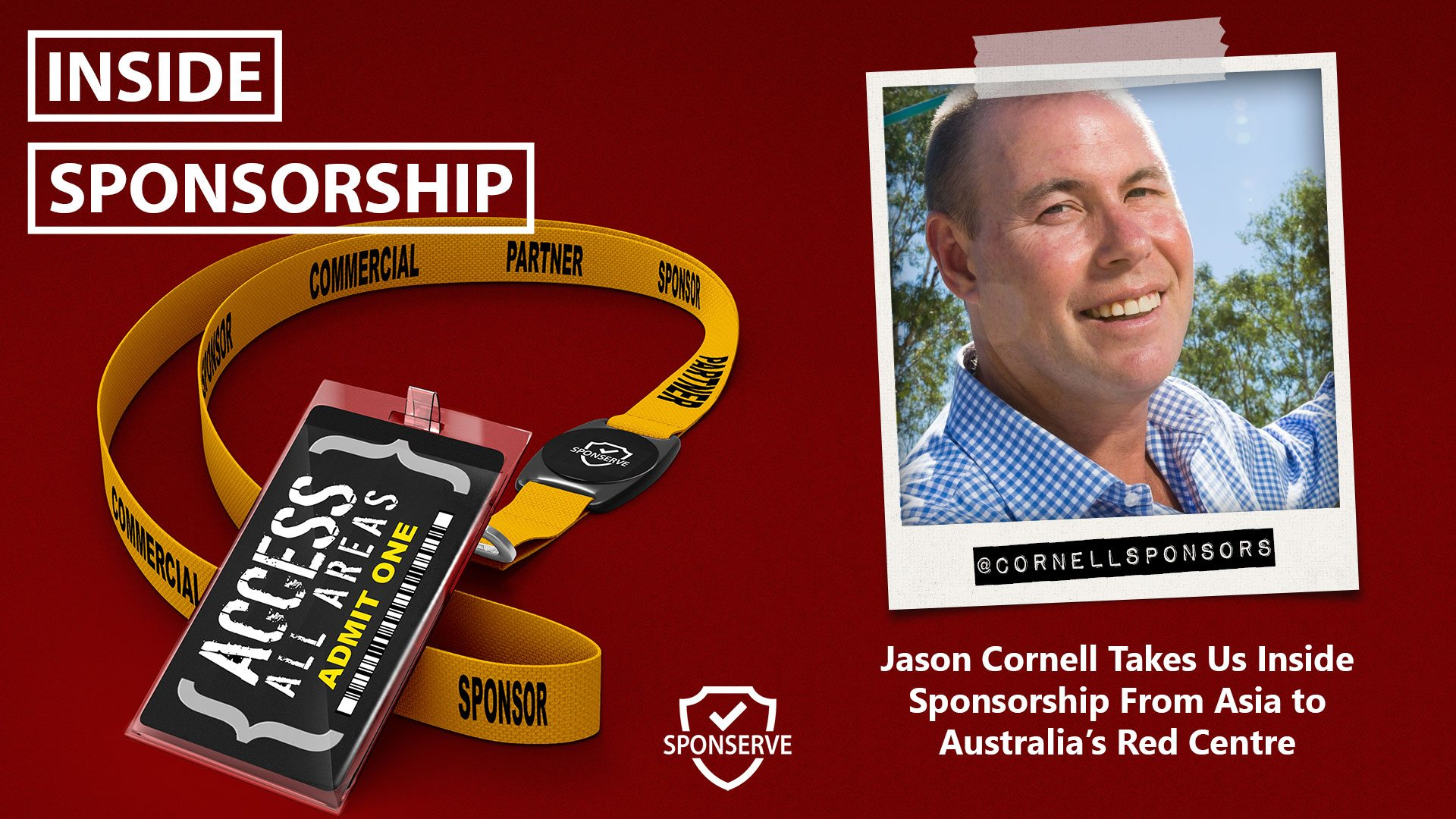 Inside Sponsorship Jason Cornell