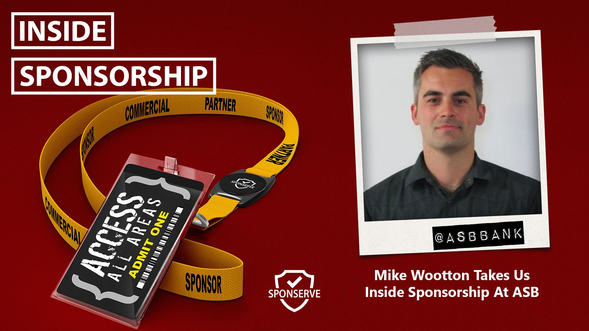 Inside Sponsorship Mike Wootton ASB