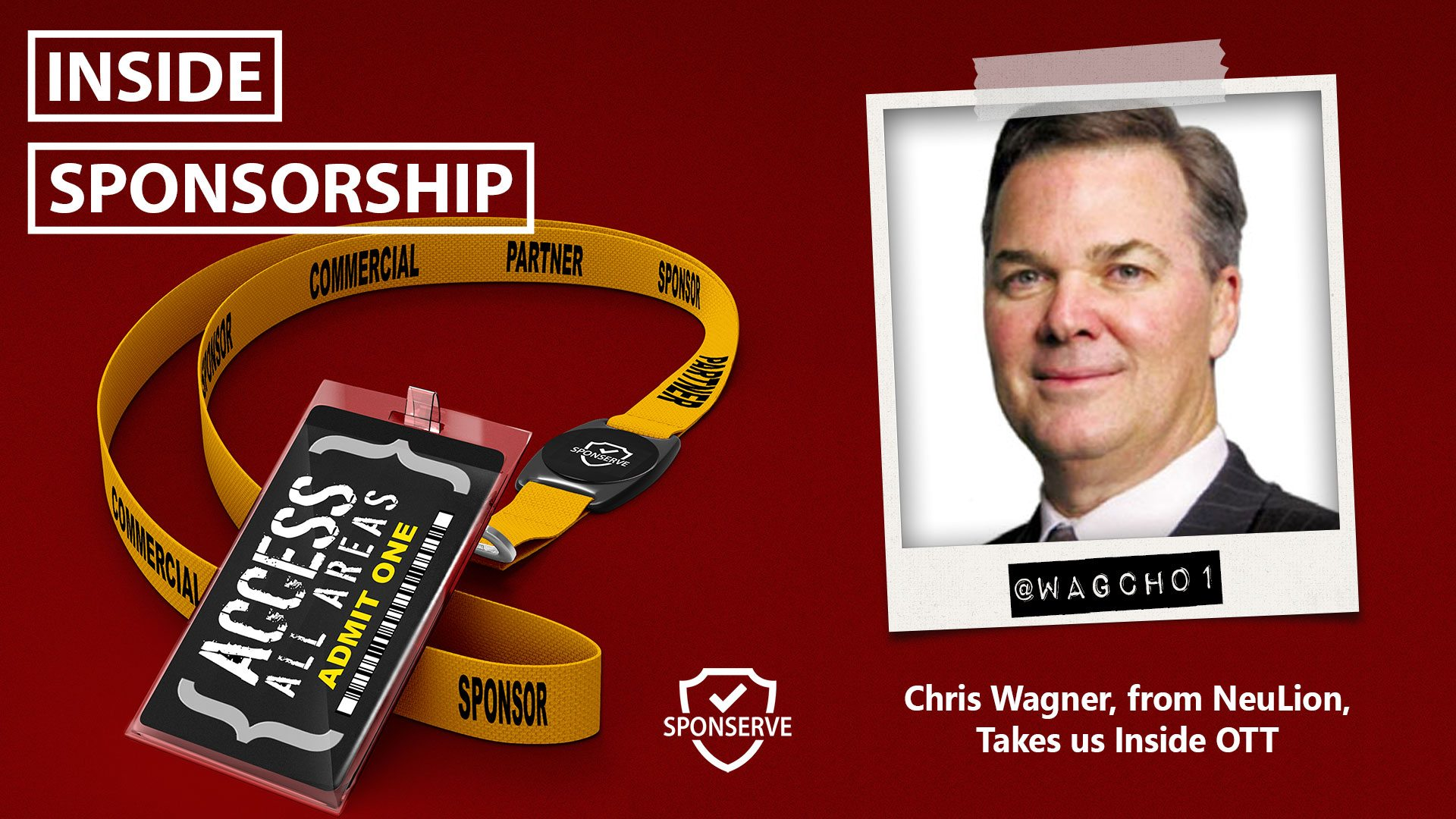 chris wagner inside sponsorship OTT